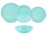 Сервіз столовий Luminarc Diwali 19 предметів Light Turquoise P2947, фото 3