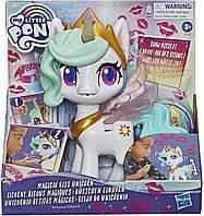 Интерактивная игрушка My Little Pony Princess Celestia Волшебный поцелуй Принцесса Селестия 25 см с сюрпризами