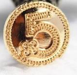 Пуговици золотые 15 мм, фото 2