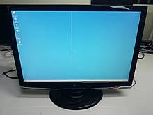 """Большой монитор LG Flatron W2254TQ 22"""" с дефектом"""