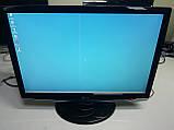 """Великий монітор LG Flatron W2254TQ 22"""" з дефектом, фото 7"""