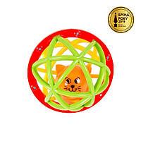 Погремушка-шарик - ШУСТРЫЙ КОТЕНОК, фото 1