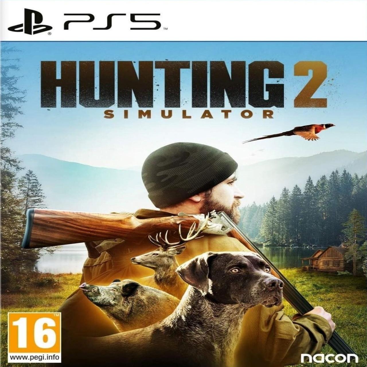 Hunting Simulator 2 (русские субтитры) PS5