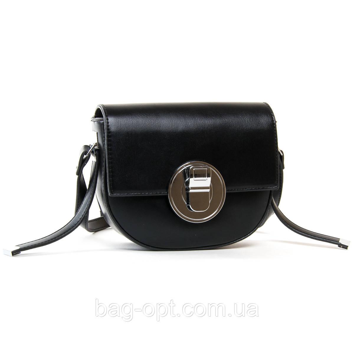 Клатч женский Fashion (19x16x7 см) black