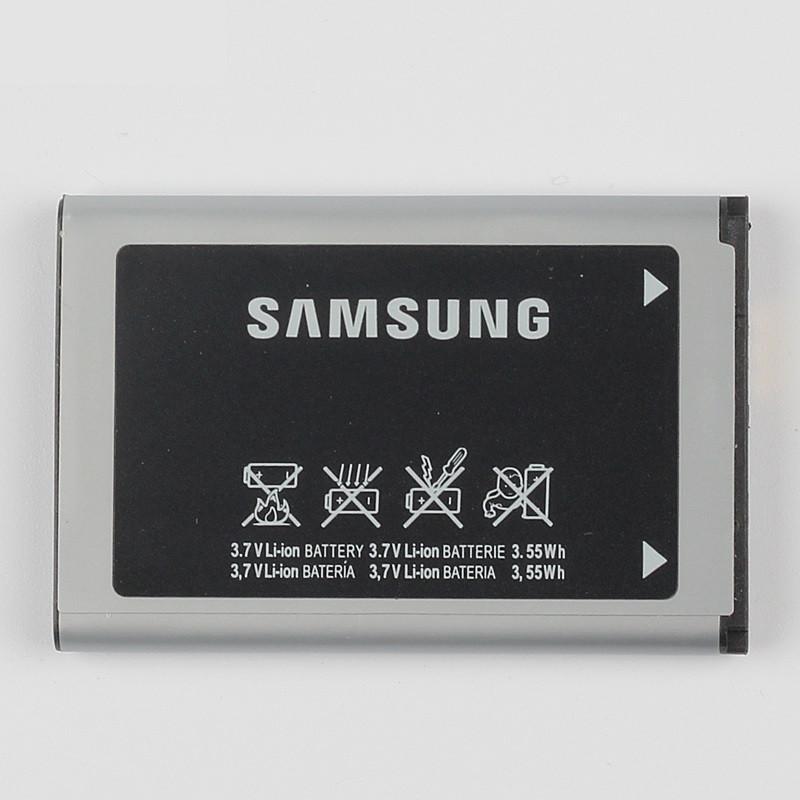 Акумулятор AB463651BU для Samsung S3370 960 mAh (00183-37)