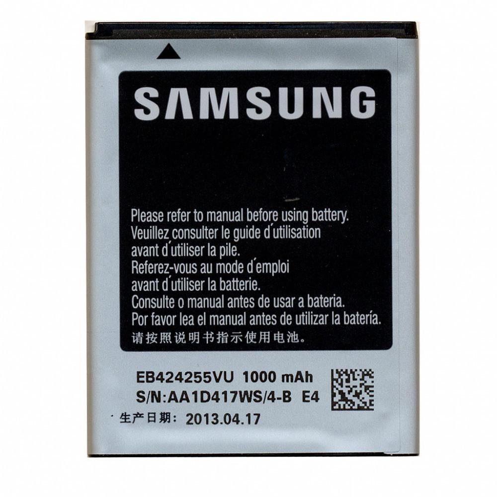 Аккумулятор EB424255VU для Samsung S3770 1000 mAh (00836-5)