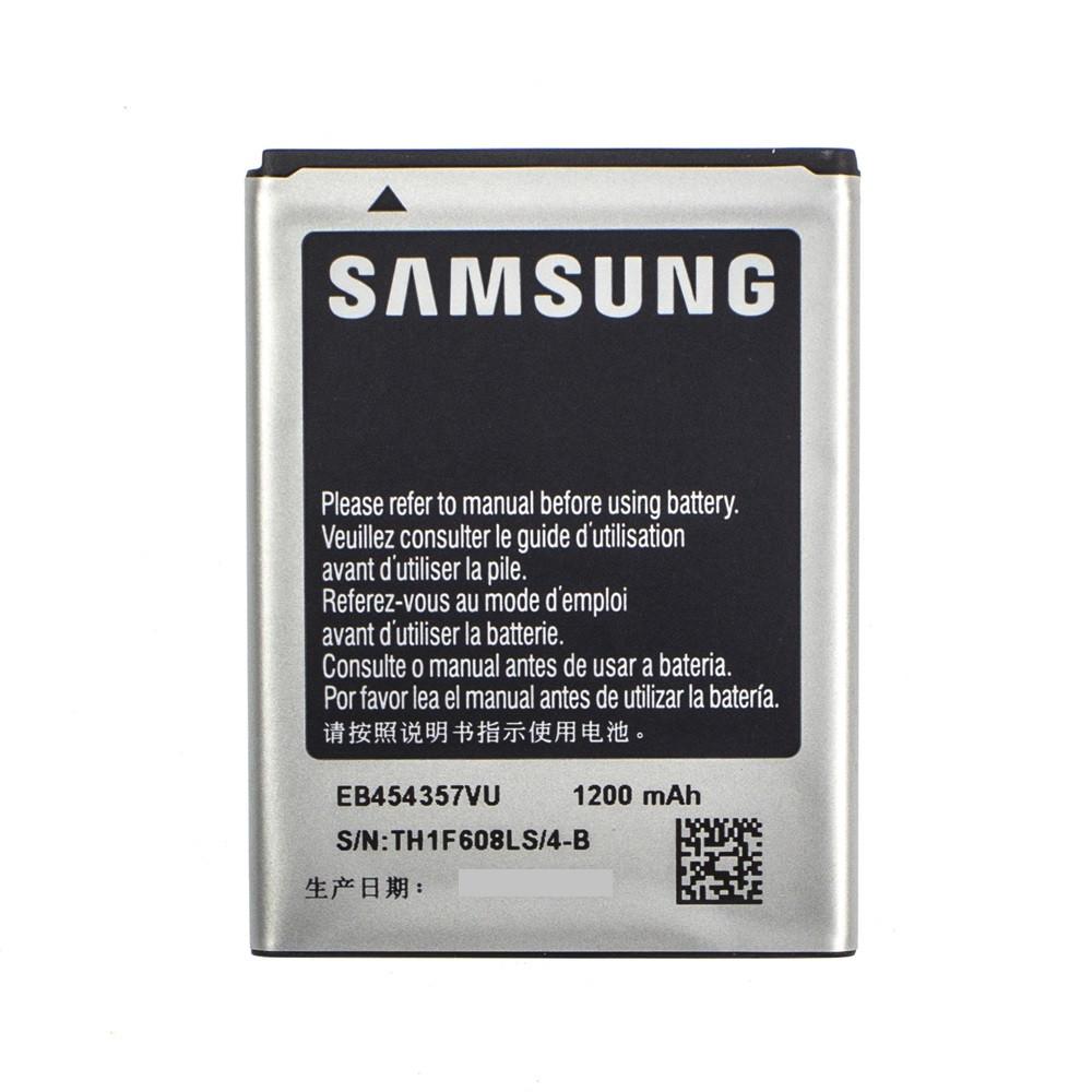 Аккумулятор EB454357VU для Samsung S5302 Galaxy Pocket Black 1200 mAh (00838-9)