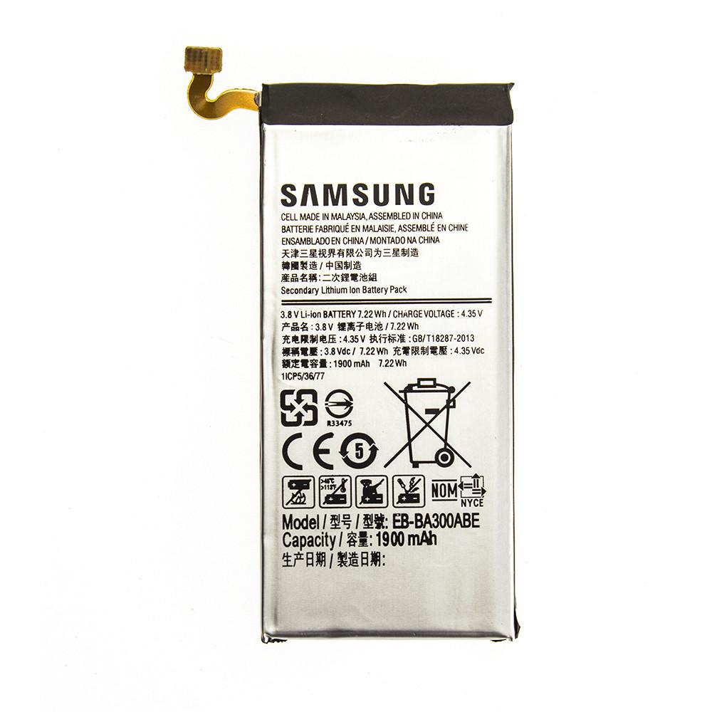 Аккумулятор EB-BA300ABE для Samsung Galaxy A3 2015 1900 mAh (03675)