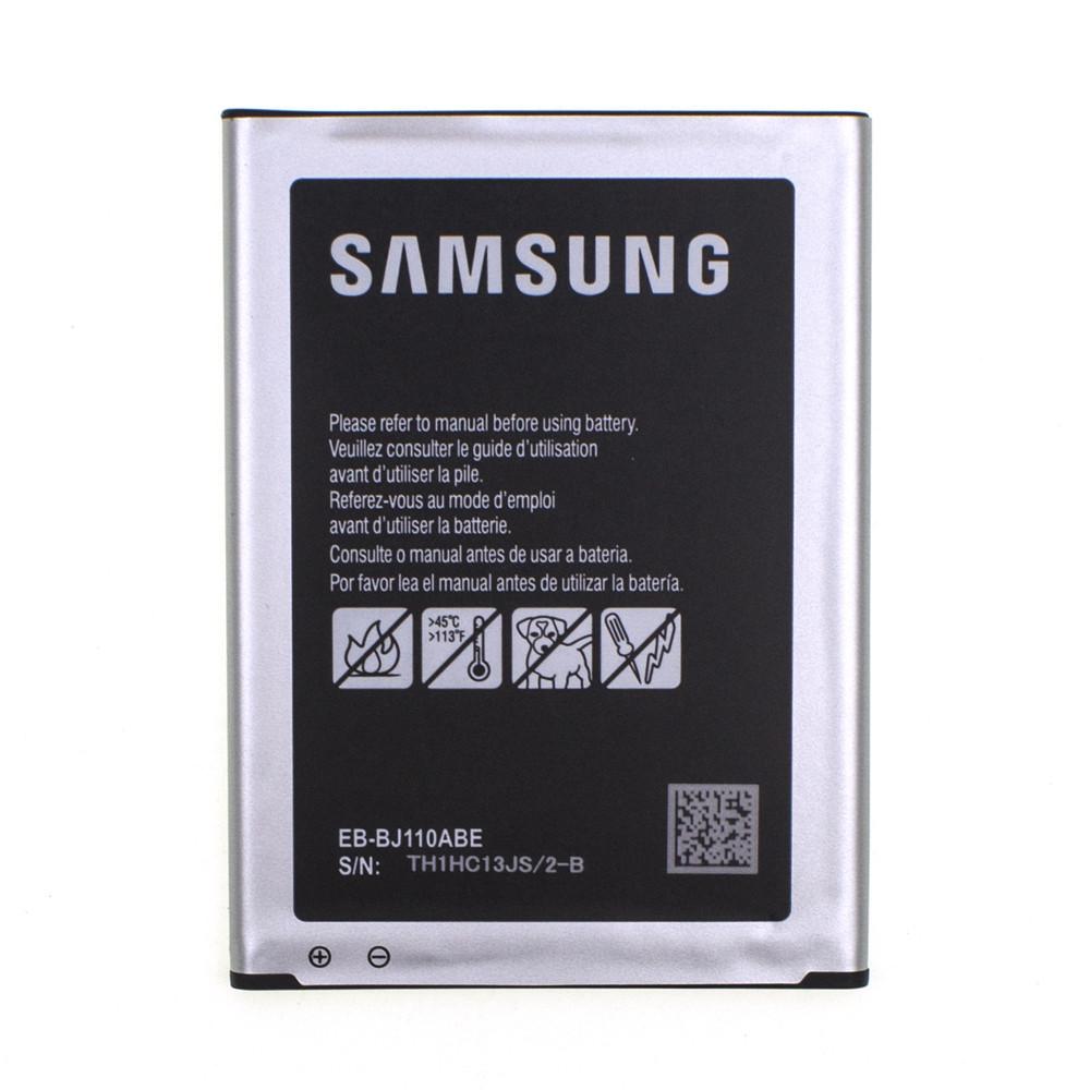 Акумулятор EB-BJ110ABE для Samsung Galaxy J1 Ace Duos моделі j110 1900 mAh (03954)