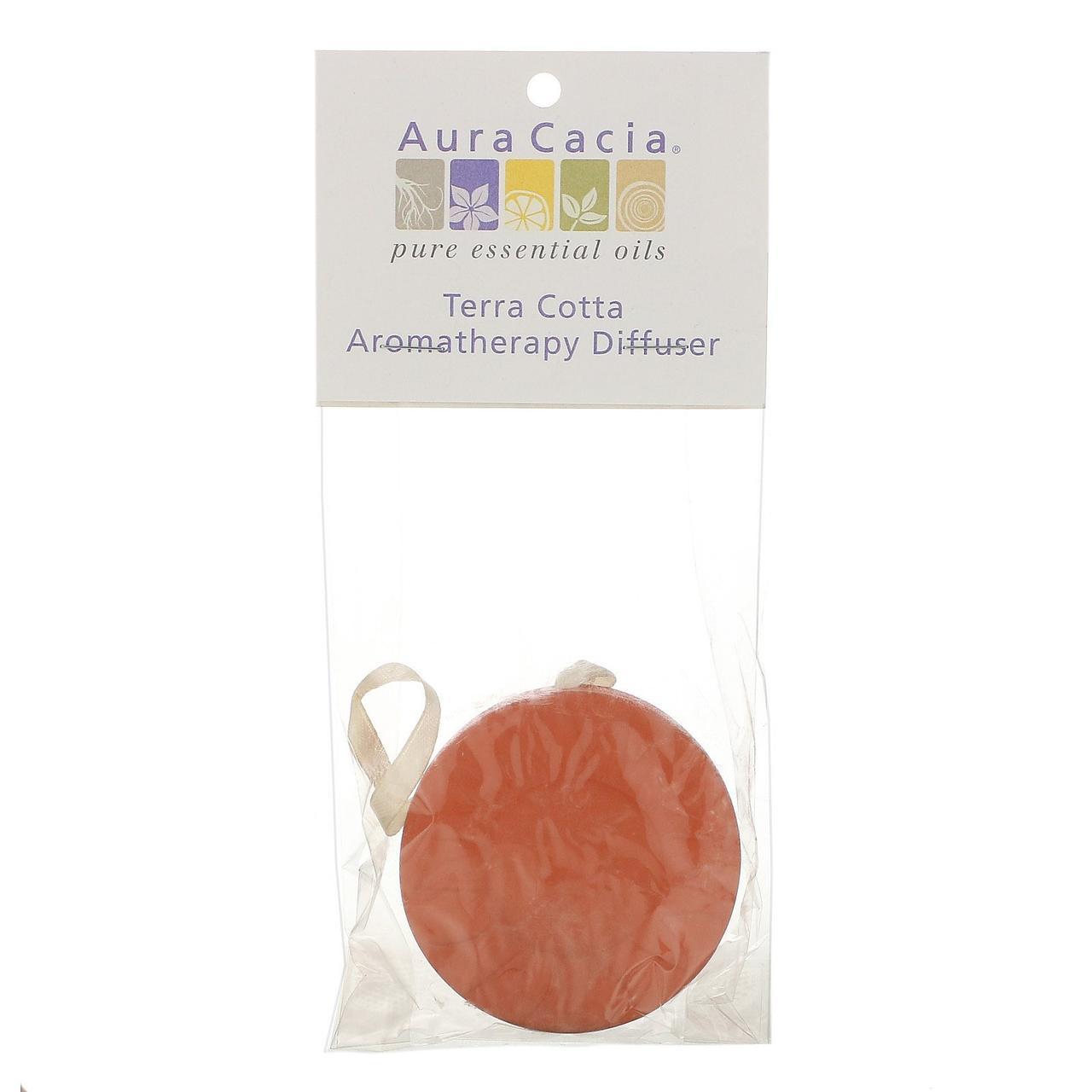 Ароматерапевтический диффузор, солнце (Terra Cotta Aromatherapy Diffuser), Aura Cacia
