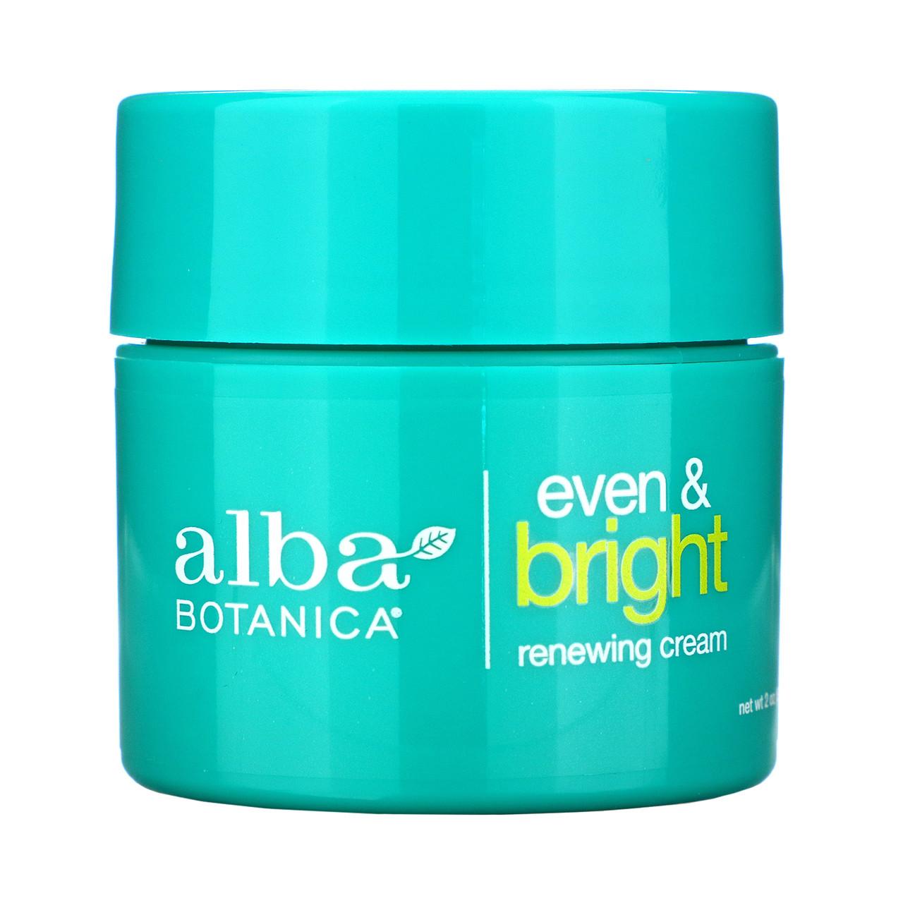 Відновлюючий нічний крем, Alba Botanica, 57г