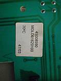 Модуль індикації з панеллю CANDY CTA84AA. 41008590 Б/У, фото 6