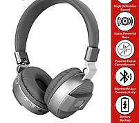 Бездротові Bluetooth-навушники Karler 360, вбудований мікрофон для телефонних розмов, фото 5