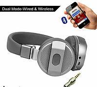 Бездротові Bluetooth-навушники Karler 360, вбудований мікрофон для телефонних розмов, фото 4