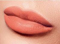 Напівматова губна помада Оксамитовий сезон, Ніжний персиковий тон