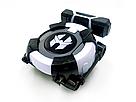 Іграшка Ліга Вотчкар (машинка Блад і Кай) + запускалка WatchCar чорна, фото 3