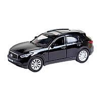 Автомодель - INFINITI QX70 (черный, 1:32), фото 1