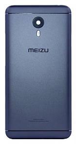 Оригинальная задняя панель (крышка) для Meizu M3 Note (Серая)