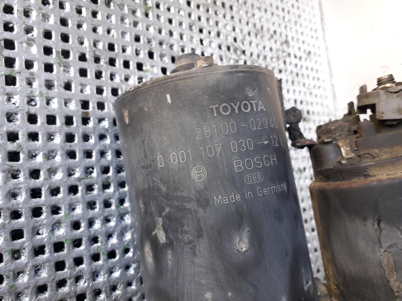 001107030 Стартер для Toyota Carina E Corolla 1.6