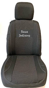 Автомобільні чохли Шевроле Авео 2002-2011 хетчбек Авточохли Chevrolet Aveo 2002-2011 Nika модельний комплект