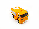 Іграшка Ліга Вотчкар (машинка Поті і Мару) + запускалка WatchCar жовтий, фото 3