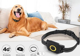 GPS 4G трекер FA29 для домашних животных с кнопкой SOS и функцией телефона