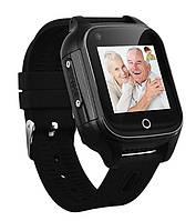 Часы с видеозвонком, измерением пульса, давления, кислорода Smart Watch FA28S 4G