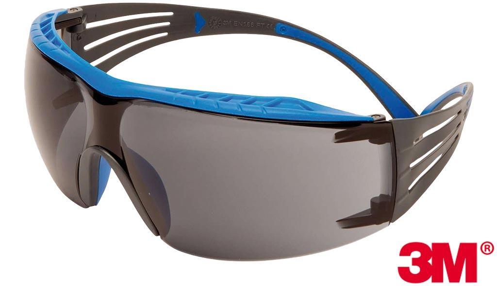 Захисні окуляри 3M-OO-SF401XSNB