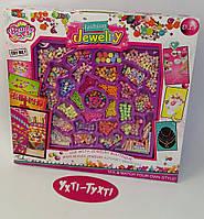 Детский набор бисера, Набор бусин разноцветных 99169