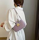 Маленькая женская сумочка на плечо, фото 8