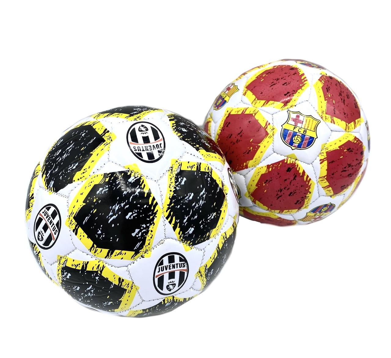 Детский футбольный мяч 2 размер