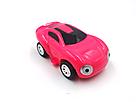Вотчкар игрушка (машинка Сона и Ари) + запускалка Лига Watch Car розовая, фото 3
