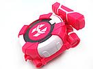 Вотчкар игрушка (машинка Сона и Ари) + запускалка Лига Watch Car розовая, фото 4