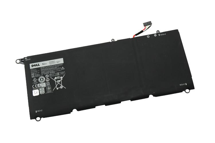 Оригинальная батарея Dell XPS 13 9343, 9350 - JD25G - (7.4V  52Wh  6930mAh) - Аккумулятор, АКБ