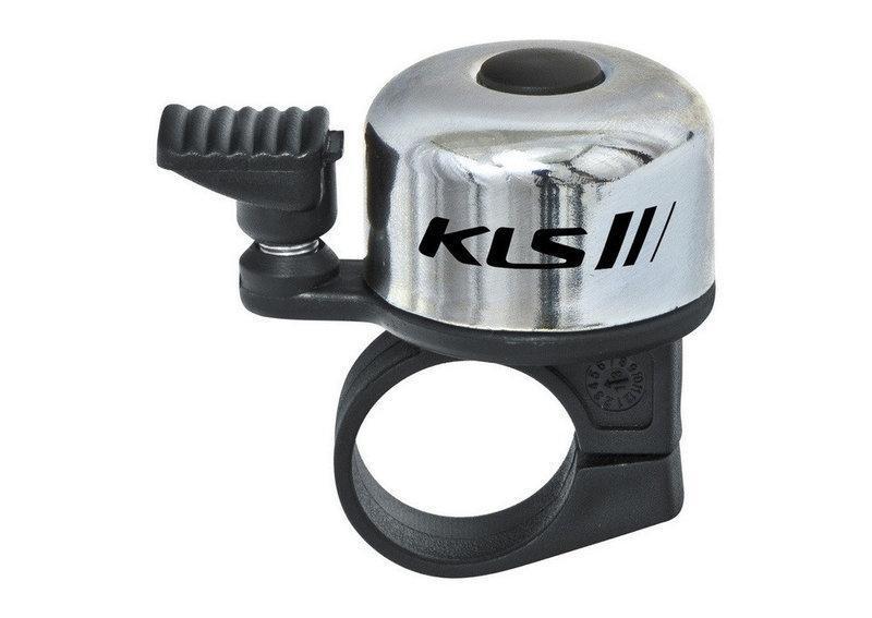 Дзвоник KLS bang 10 Сріблястий
