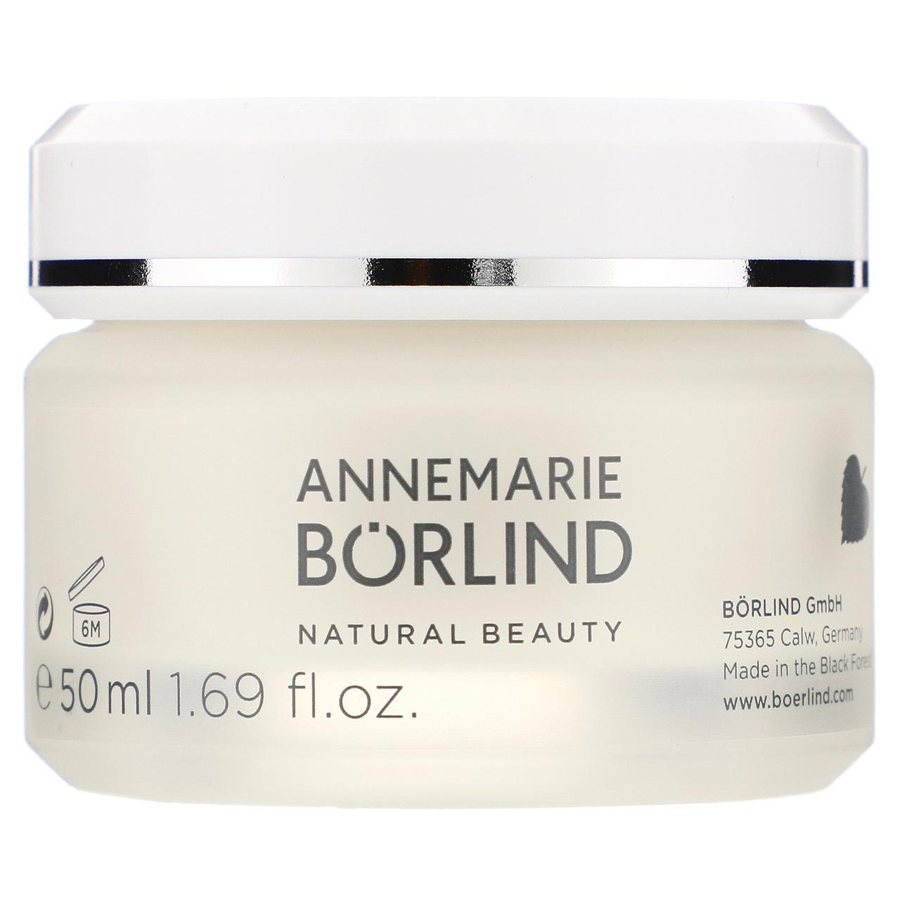 Увлажняющий аква крем для сухой кожи, AnneMarie Borlind, 50 мл
