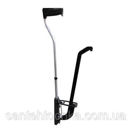 Такер для фиксации труб теплый пол FADO 16-20 мм, фото 2