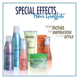 Лінія стайлінгу SPECIAL EFFECTS HAIR GRAFFITI