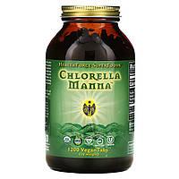 Хлорелла (Chlorella Manna), HealthForce Nutritionals, 1500 таблеток