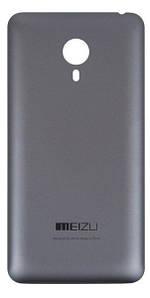 Оригинальная задняя панель (крышка) для Meizu MX4 (Серая)