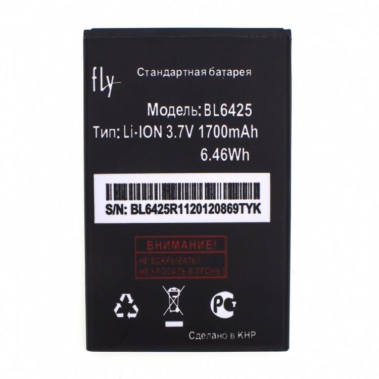 Аккумулятор BL6425 для Fly FS454 1700 mAh (03535)