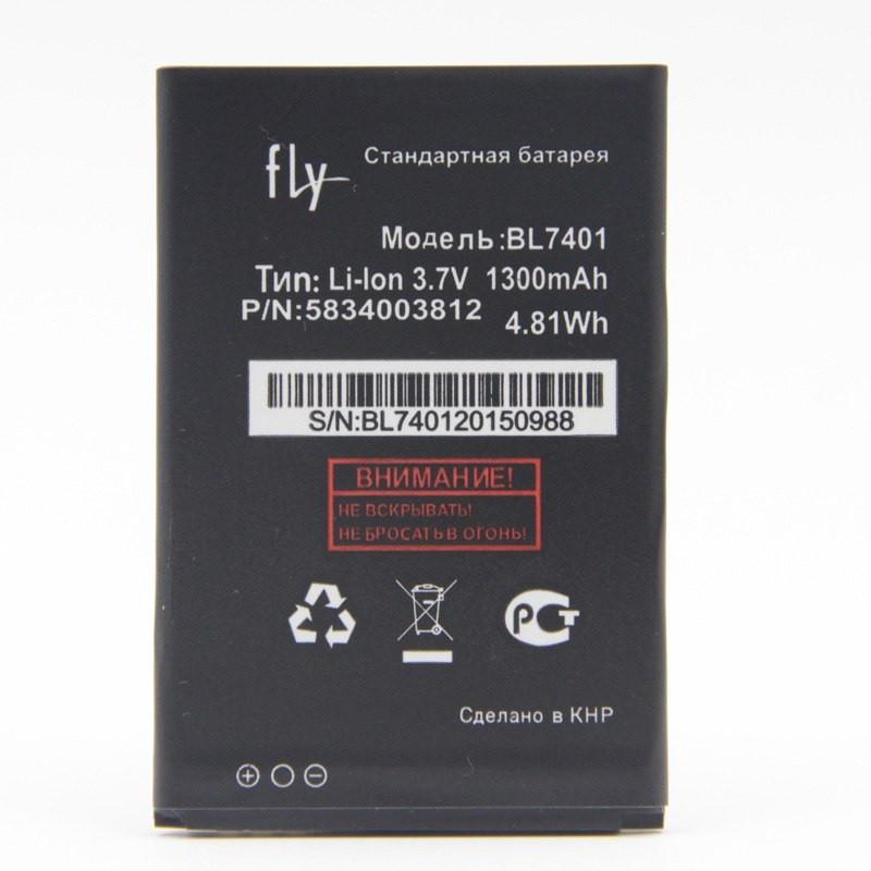 Аккумулятор BL7401 для Fly IQ238 Jazz 1300 mAh (01926)