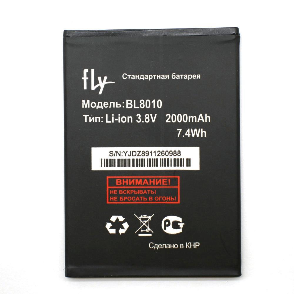 Аккумулятор BL8010 для Fly FS501 2000 mAh (04021)