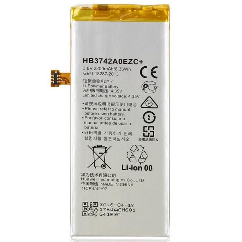 Акумулятор HB3742AOEBC для Huawei P6, P6-U00, P6-C00, G6 G620, G621, G630 2000 mAh (04059)