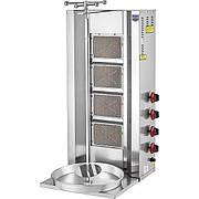 Аппарат для приготовления шаурмы газовый D13 LPG Remta (Турция)