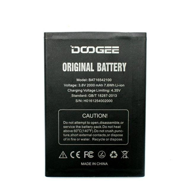 Аккумулятор Doogee X9 Mini 2000 mAh (03587)