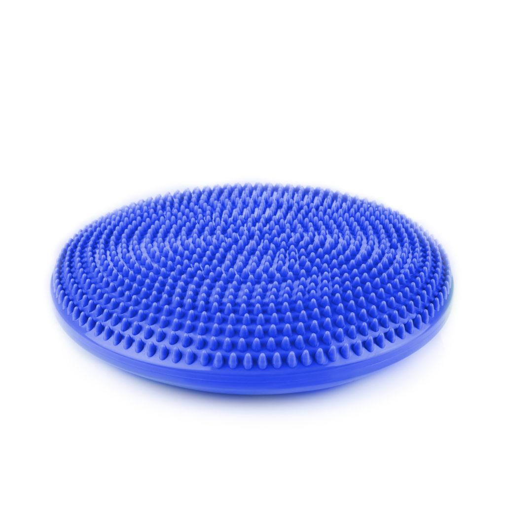 Балансировочный диск-подушка массажный Spokey Fit Seat Синий (s0467)