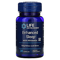 Формула сна, Life Extension, 30 капсул