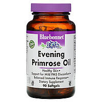 Масло вечерней примулы (Evening Primrose Oil), Bluebonnet Nutrition,90 кап.