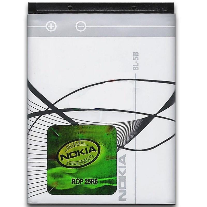 Акумулятор BL-5B Nokia 3230 890 mAh (03633-2)